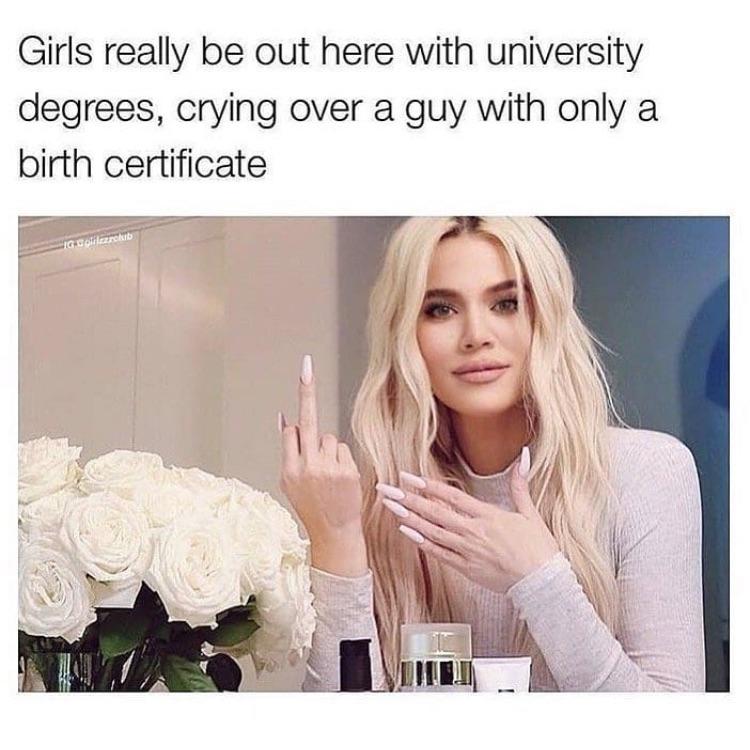 funny girl meme