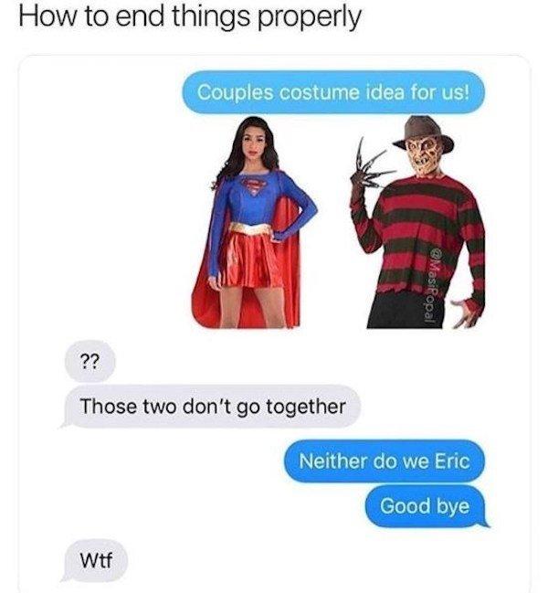 sad breakup memes for him