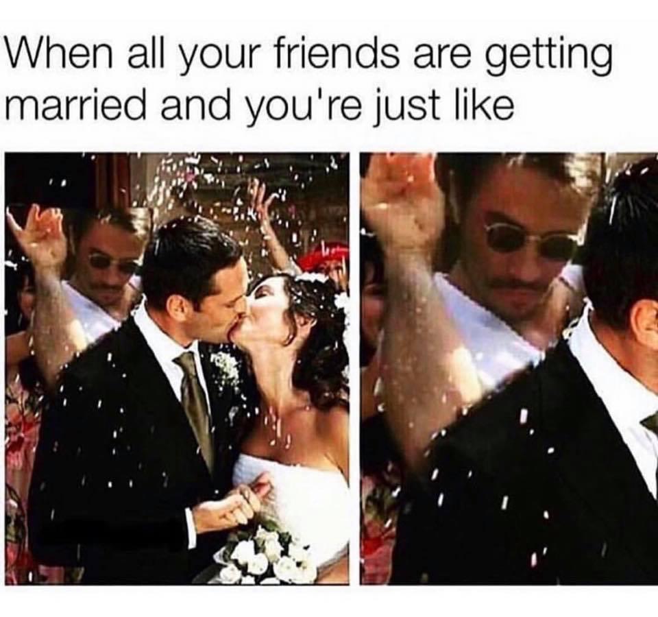 Wedding memes