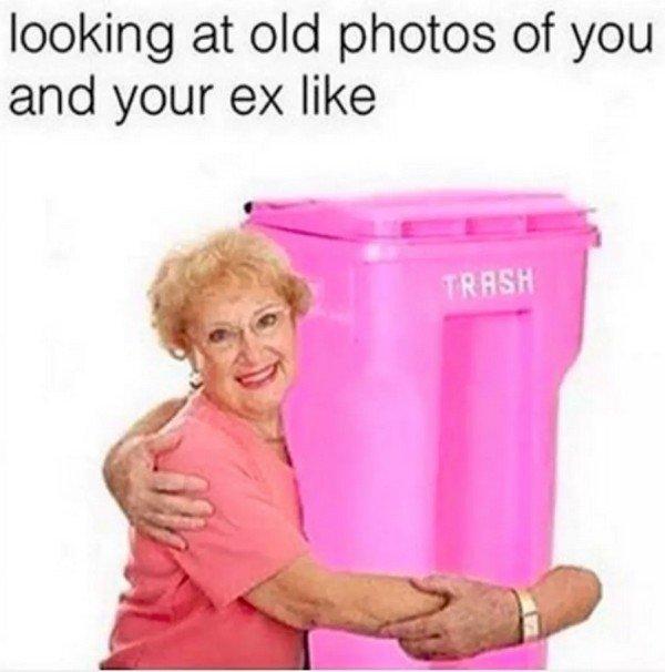 funny breakup memes
