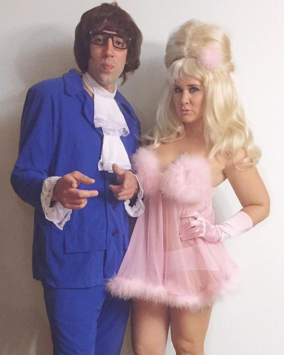 Funny Halloween Costumes for a Couple