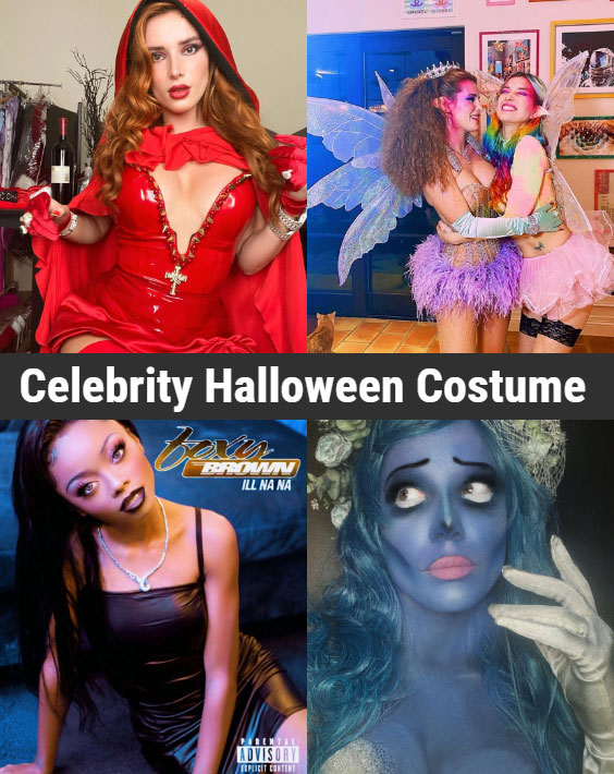Celebrity Halloween Costume