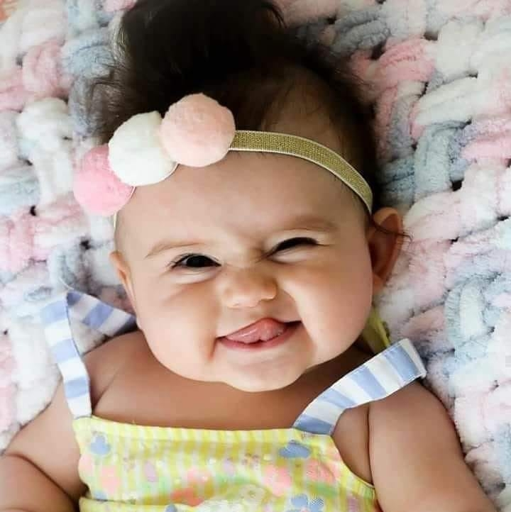 very funny pic of baby